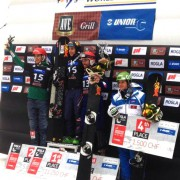 Lukas Mathies, Rogla Podium Men - pic by SG Snowboards
