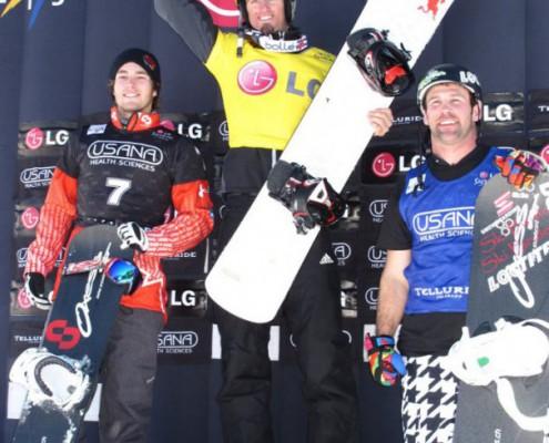 SG Snowboards Pierre Vaultier - Foto: Oliver Kraus