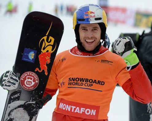 Roland Fischnaller wins PSL in Montafon 2014 (c) FIS