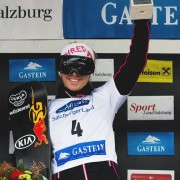 Ester Ledecka wins PSL Worldcup in Bad Gastein (c) FIS