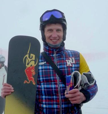 Andrey Sobolev, Kayseri, sg snowboards