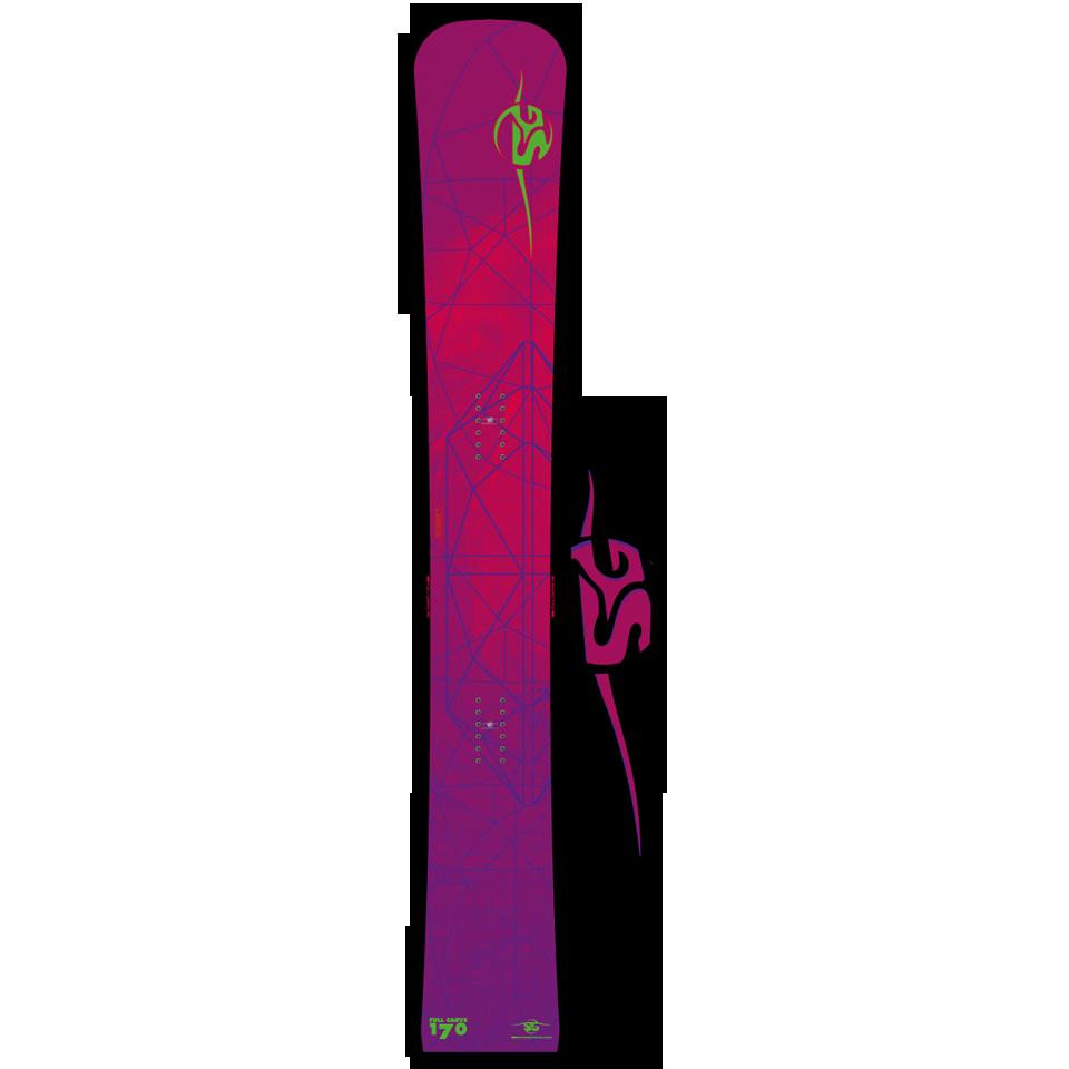 Full carve sg snowboards