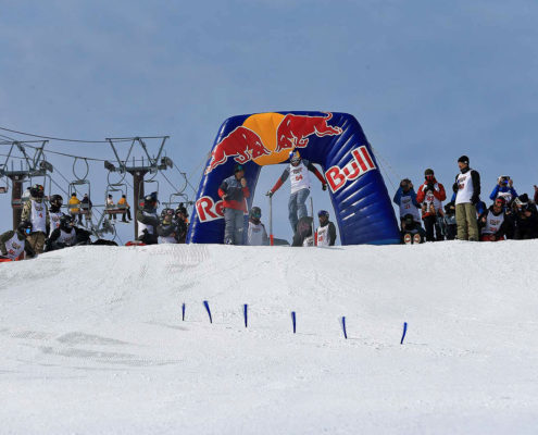 Red Bull EDGE 2019 Japan Sigi Grabner