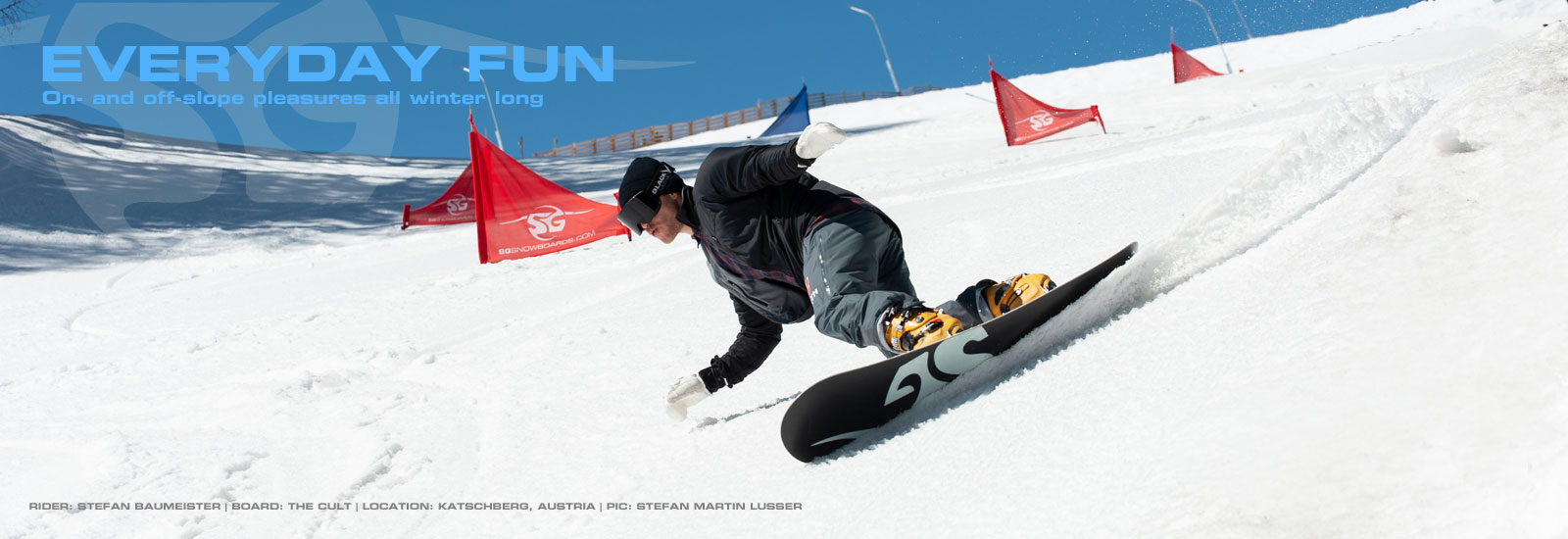 5838e6e409 SG SNOWBOARDS - Alpine Snowboards, Race- and Freerideboards!